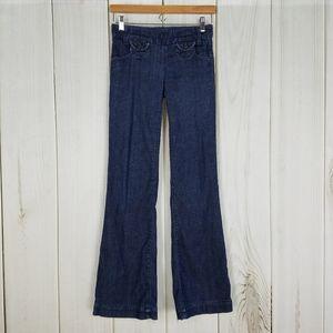 Citizens of Humanity Birkin Low-rise Wide Leg Jean
